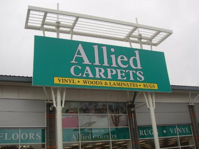 Allied Carpets, Leeds